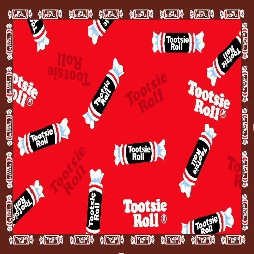 Fun Rugs Tootsie Roll TR-03 Tootsie Roll Candy Area Rug - Multicolor by LA Rug