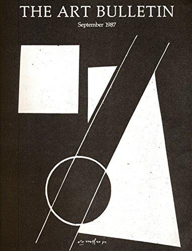 Art Bulletin : Feminist Critique of Art History; Neonian Baptistery in Ravenna; Carrara Burials; Mirola & Bertoia in the Palazzo del Giardino; The Technique of Seurat
