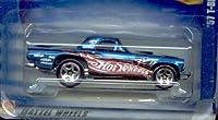 Hot Wheels 2002-165 35th Anniversary '57 T-bird 1:64 Scale