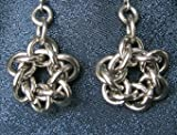 Pair of Twisting Star Amulet Nipple Clips