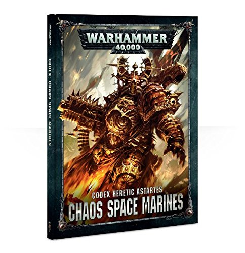 Codex Heretic Astartes - Chaos Space Marines - Français- Warhammer 40 000 Games Workshop