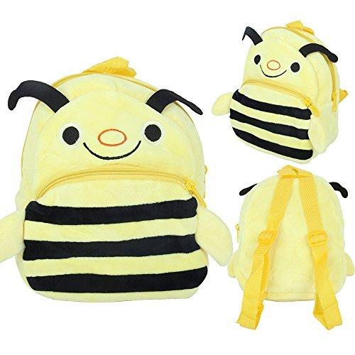 Baby Mini Cartoon Backpack Portable Schoolbag Toy (Pink) - 5