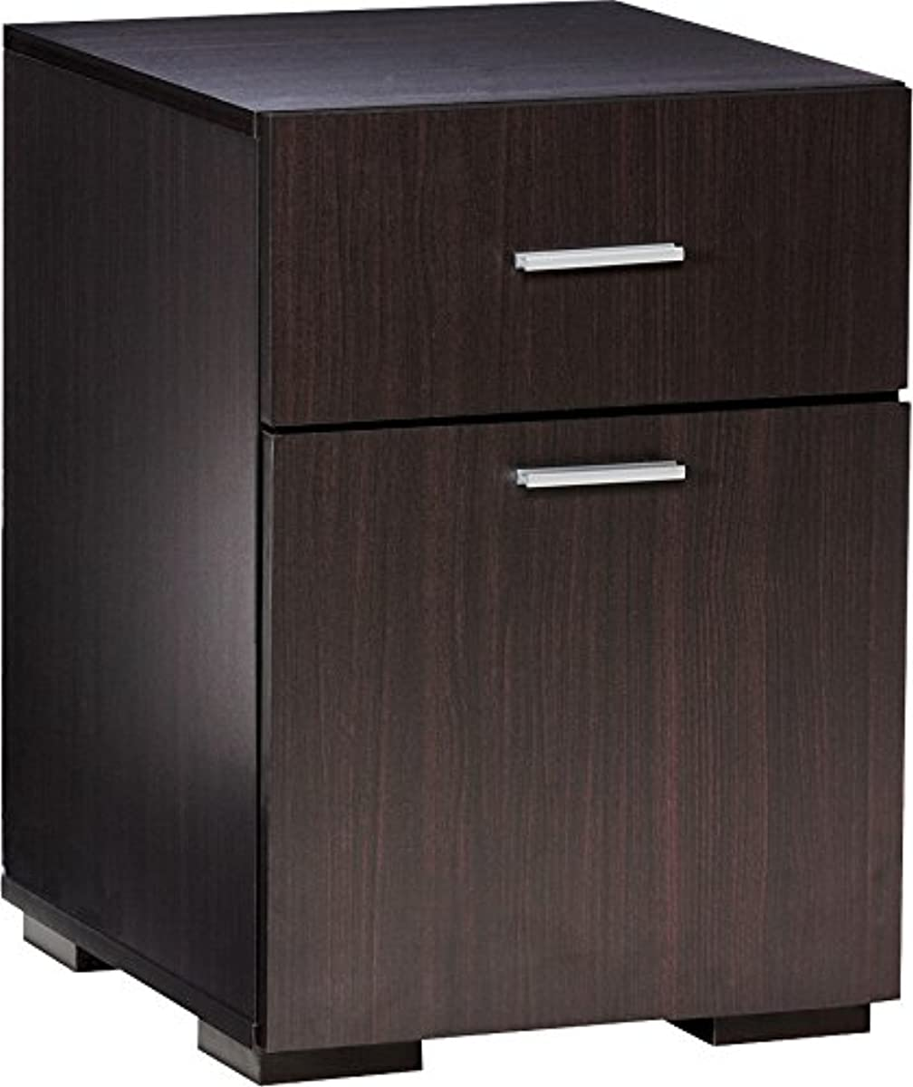 Incredible Details About 2 Drawer Lateral File Cabinet Home Office Espresso Wood Filing Documents Storage Download Free Architecture Designs Oxytwazosbritishbridgeorg
