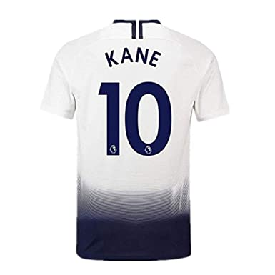 410cd50f3 SAENJUXBB Tottenham Hotspur 2018-19 Season  10 Kane Home Kids Football  Jersey Youth White