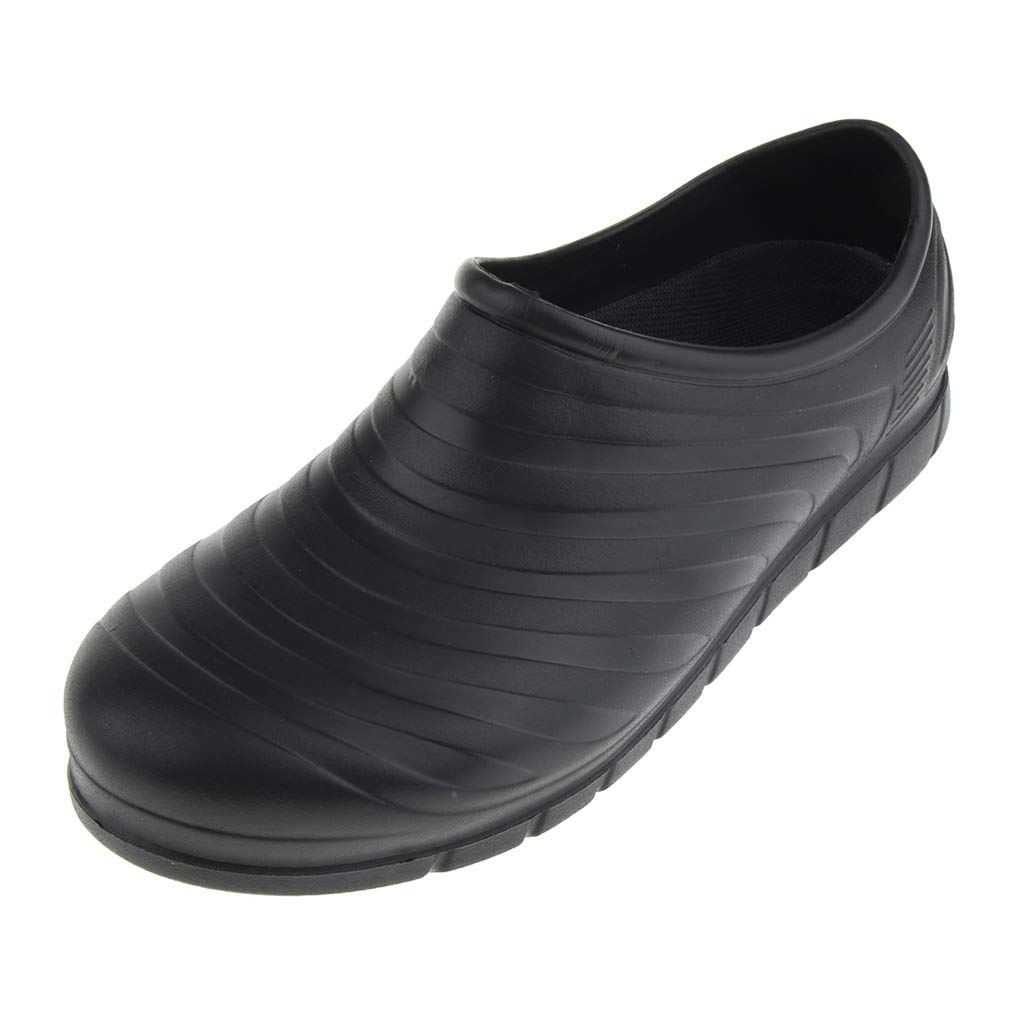 IPOTCH Zueco de Trabajo Antideslizante Unisex EVA Zapatos Sanitario Enfermera Pantuflas de Hogar Estar por Casa