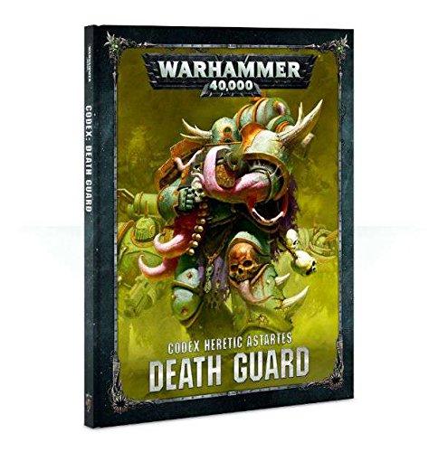 Codex: Death Guard Hb Games Workshop SG/_1788260058/_US English