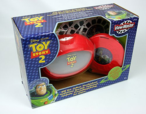 ViewMaster Gift Set Toy Story 2 - Virtual Viewer, Reels and Storage Case by 3Dstereo ViewMaster (Image #1)