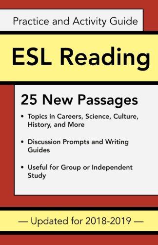 ESL Reading: 25 New Passages