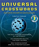 Universal Crosswords, Timothy E. Parker, 0740725521