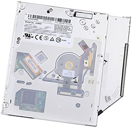 Dual Layer DVD+-R//RW DL 24X CD-R Burner Optical Drive for Apple MacBook Pro Mid-2010 15-Inch Laptop A1286 MC371LL//A MC372LL//A MC373LL//A Internal 8X DL SuperDrive Replacement