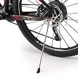 Super Lightweight Titanium Quick Release Skewer Set for Road Bike Black