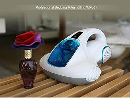 Aspiradora cama casa ácaros colector UV Acarus Killing aspiradora para casa colchón mites-killing wp601