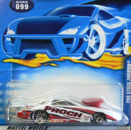 (#2001- 99 Pro Stock Firebird Collectible Collector Car Mattel Hot Wheels)