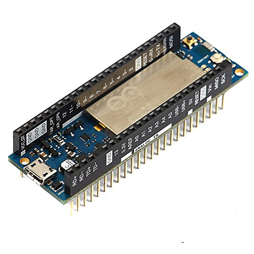 Atmega32u4 Board Arduino Yun Mini Controller/ A 16 Mhz Crystal Oscillator, A Micro USB Connector, An ICSP Header, Two Reset Buttons And One User Button by ALSR