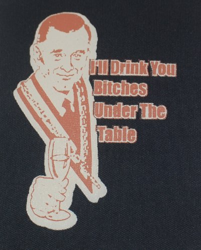 Funnies Desk Kids Sunday (NEW! Beer Cozies - I'll Drink You Bitches Under The Table)