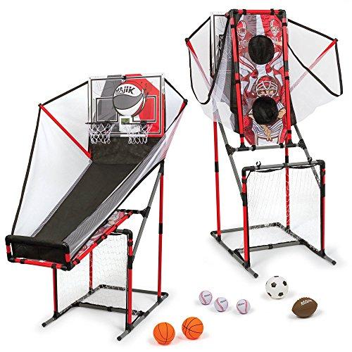 Majik 4-in-1 Arcade Sport Center
