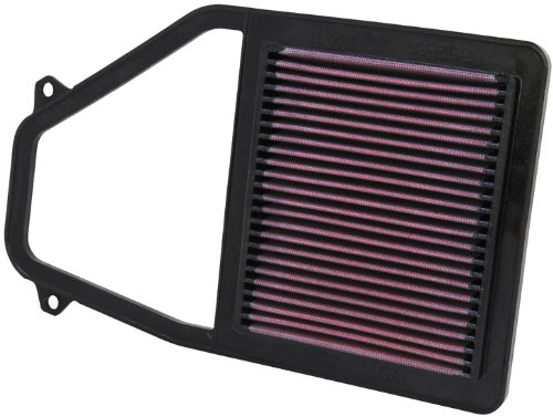 K&N 33-2192 High Performance Replacement Air Filter