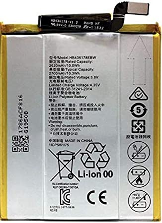 Svneo Mobile Battery For Huawei Mate S Amazon In Electronics