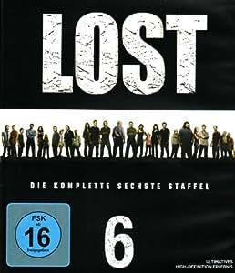 Lost - Staffel 6 [Alemania] [Blu-ray]