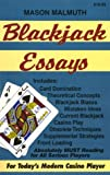 Blackjack Essays, Mason Malmuth, 1880685051