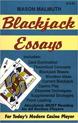 Blackjack Essays Mason Malmuth Arnold Snyder   Blackjack Essays Mason Malmuth Arnold Snyder  Amazoncom  Books