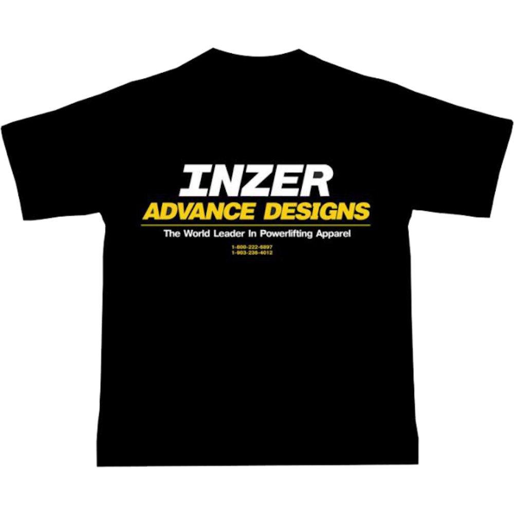 Inzer Front Logo Crew T-Shirt