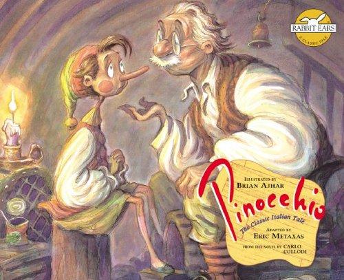 Pinocchio (Rabbit Ears: a Classic Tale) ebook