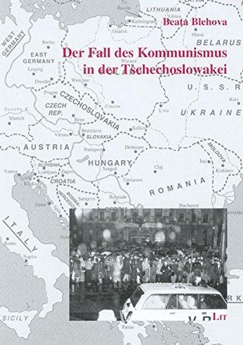 Der Fall des Kommunismus in der Tschechoslowakei (Europa Orientalis)