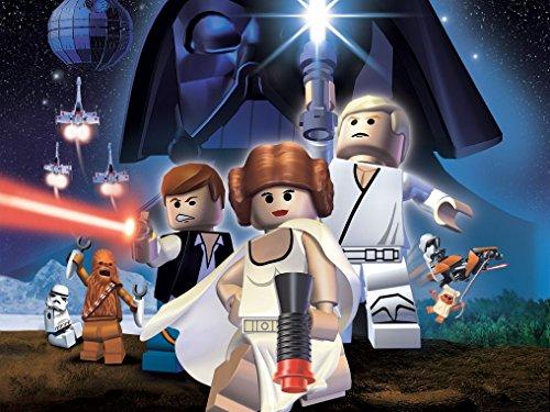 007 Lego Star Wars 19x14 inch Silk Poster Aka Wallpaper Wall Decor By NeuHorris - Lego Star Wars Poster