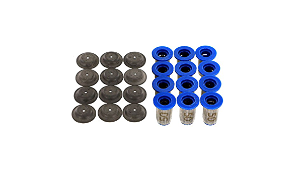 Pack of 12 TeeJet DC25 Brass Core Spray Nozzle for HSS Disc-Cores Hollow Cone
