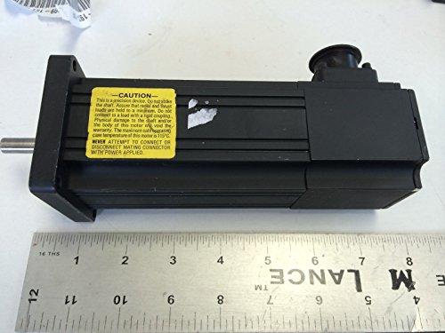 USED EMERSON DXM-208C AC SERVO MOTOR.35 KW, 240 V. AMPS, RPM 5000 (Emerson Servo Motor)