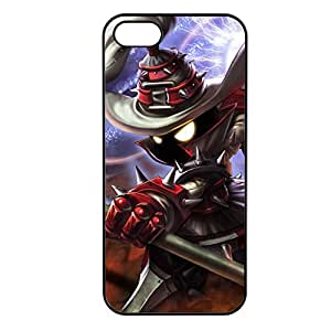 Veigar-002 League of Legends LoL case cover for Apple iPhone 5/5S - Plastic Black