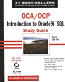 img - for OCA/OCP: Introduction to Oracle9i SQL Study Guide book / textbook / text book