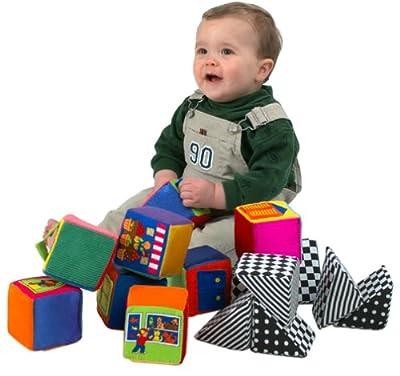 Iq Baby Knock-knock Blocks from Small World Toys
