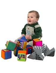 Small World Toys IQ Baby - Knock-Knock Blocks