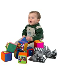 Small World Toys IQ Baby - Knock-Knock Blocks BOBEBE Online Baby Store From New York to Miami and Los Angeles