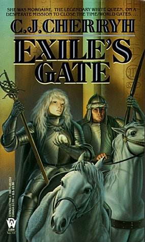 book cover of Exile\'s Gate