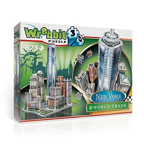 4d new york city puzzle - 3