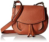 Marc Jacobs Mini Maverick Shoulder Bag, Cognac
