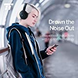 TaoTronics Active Noise Cancelling Bluetooth Headphones, Over Ear Wireless Headset, Dual 40 mm Drivers with Powerful Bass (30 Hour Playtime, CVC 6.0 Noise-Cancelling Mic, High Clarity Sound)
