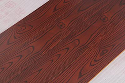JingTai Red Oak-grain Solid Bamboo Flooring (Sample)