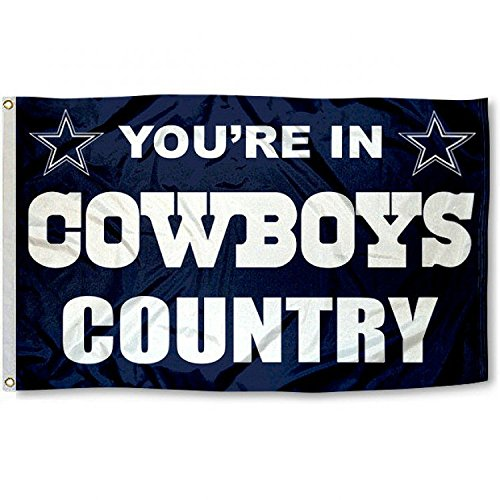 Five Star Flags New Dallas Cowboys Flag, Exclusive NFL Merch