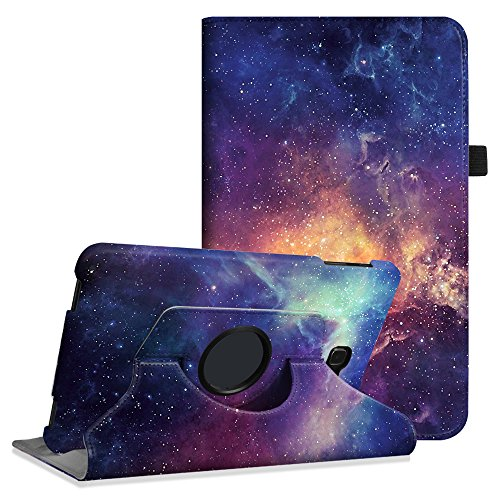 Fintie Samsung Galaxy Tab A 10.1 Case - Premium PU Leather 360 Degree Swivel Stand Cover with Auto Sleep/Wake for Samsung Galaxy Tab A 10.1 Inch Tablet, Galaxy