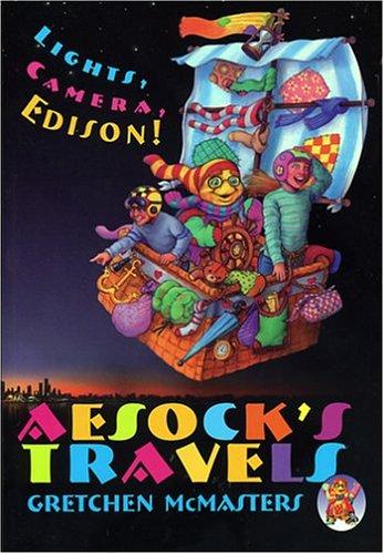 Aesock's Travels: Lights, Camera, Edison! / Los Viajes de Aesock: ¡Luz, Cámara, Edison! (Aesock's Travels & Los Viajes de Aesock) (Spanish Edition) (Spanish) Paperback – May, 2004 Gretchen McMasters Aesock's Travels: Lights Cámara Inc.