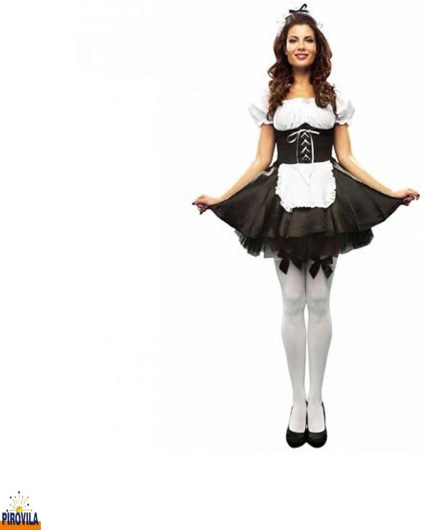Juguetes Fantasia - Disfraz sirvienta francesa adulto: Amazon.es ...