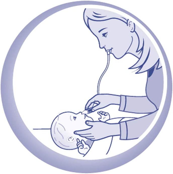 Chicco Physio Clean - Aspirador nasal con 3 sondas: Amazon.es: Bebé
