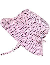 Baby Toddler Kids Breathable Sun Hat 50 UPF, Adjustable...