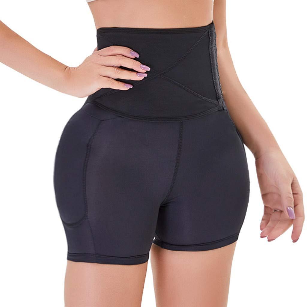 Kiminana Women Body Pants Three Breasted High Waist Bodysuit Underwear Corset Underpants