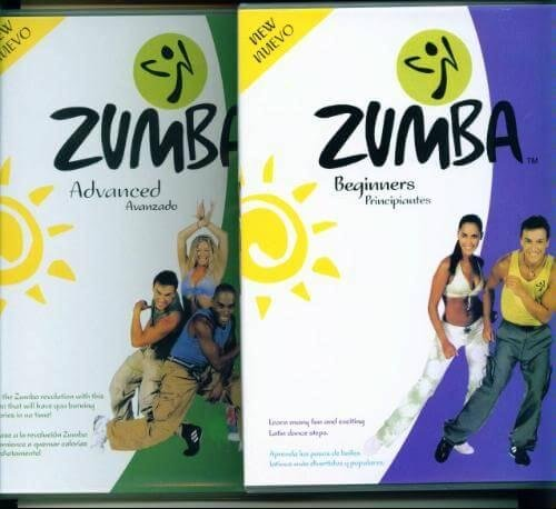 Zumba Beginners 30 Minute Workout DVD (Zumba Dvd Beginner)