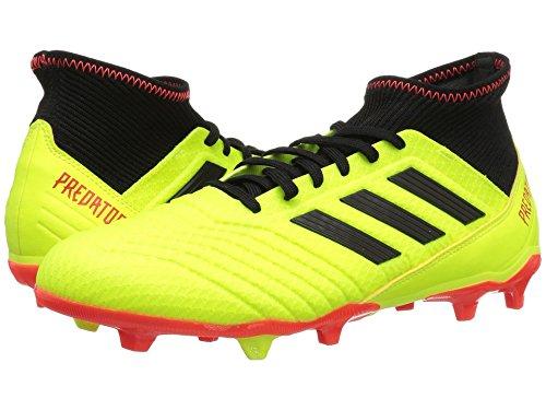 初期韓国ボア[adidas(アディダス)] メンズサッカーシューズ?靴 Predator 18.3 FG Solar Yellow/Black/Solar Red 12.5 (30.5cm) D - Medium